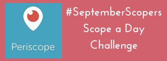 September Scopers Challenge
