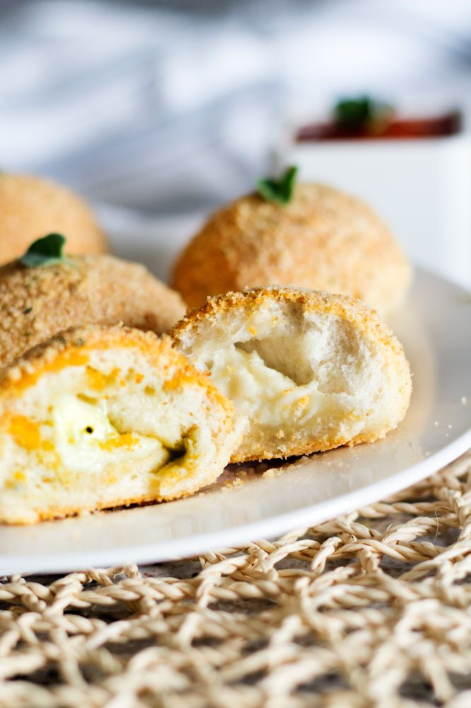 Cheese Stuffed Biscuits