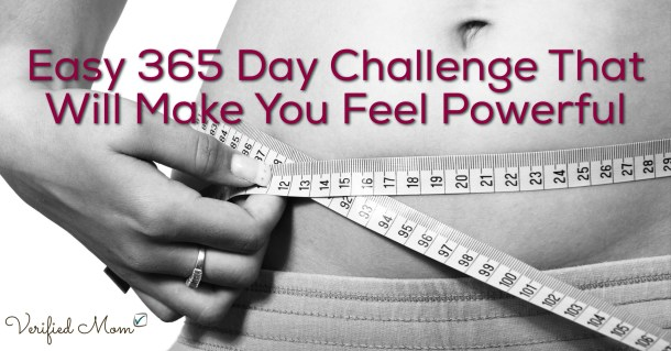Easy 365 Day Challenge That Will Make You Feel Powerful FB