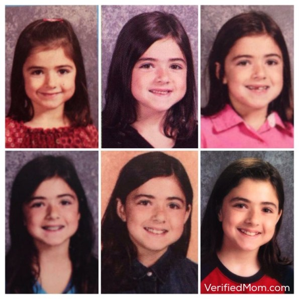 Gianna's Elementary School Collage
