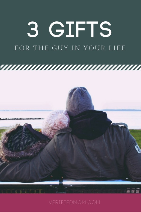 Gifts for the guy in your life? Thinking about that, does it make you panic and think you have no idea what to give the guy in your life?