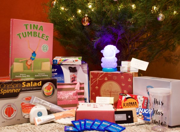MerryBlogmas Giveaway