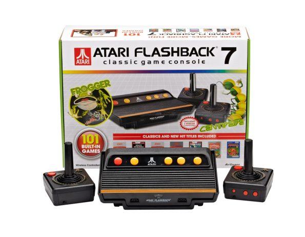 Retrogaming Atari and Sega