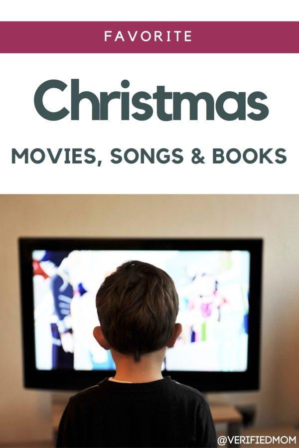 Christmas Movies, Songs & Books