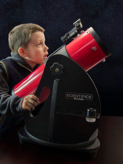 Astroscan Millennium Telescope