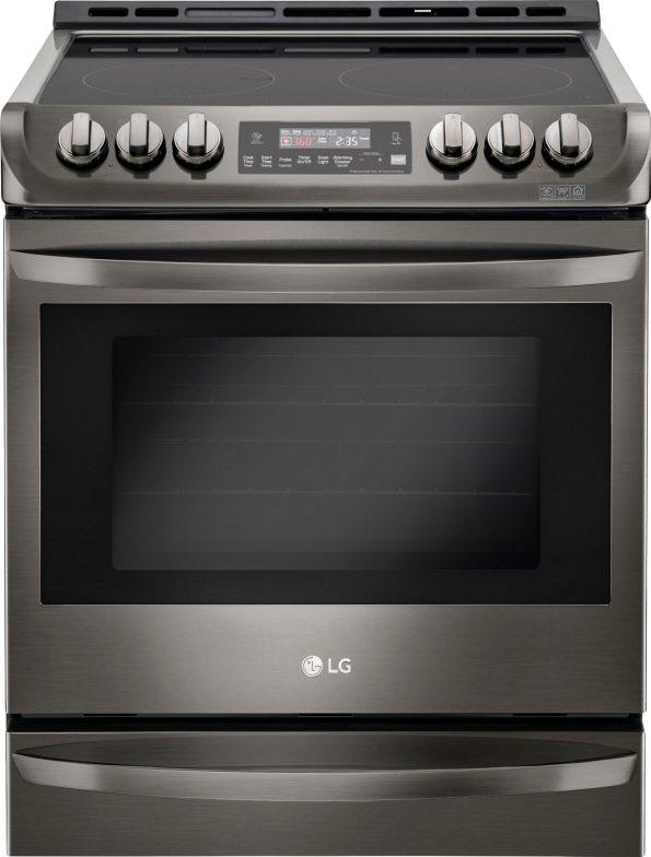 LG Appliances from Best Buy