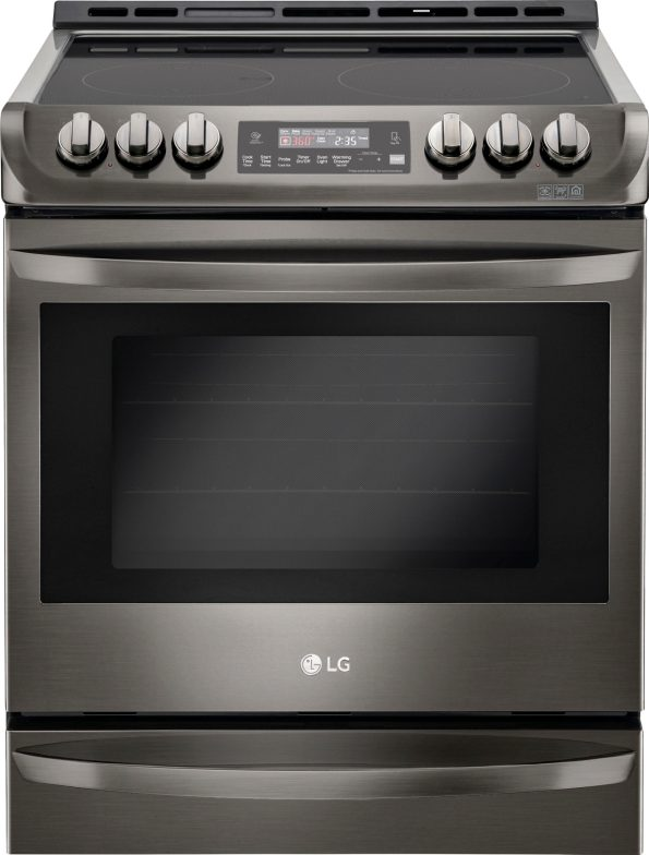 LG Appliances from Best Buy