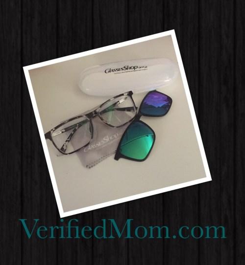 Eyeglasses from GlassesShop.com