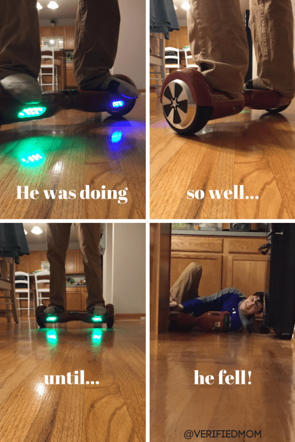Hoverboard Review