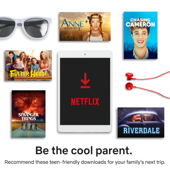 Download Your Favorite Movies on the Netflix App