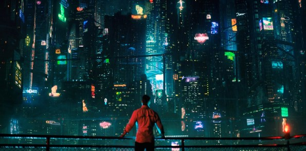 New Show for the New Year, Altered Carbon