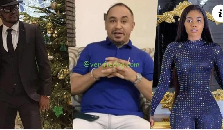 """""""If you've collected 'kpo-kpo,' confess to your husband"""" – Daddy Freeze to women amidst Janemena's saga"""