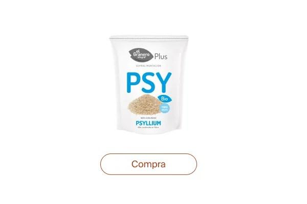 Psyllium - Técnicas de cocina - Veritas
