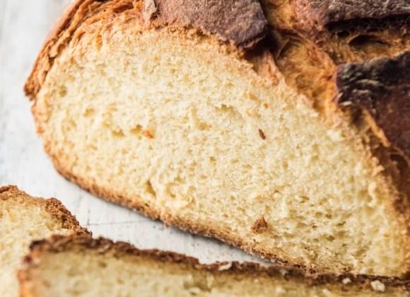 Pan de maíz ecológico elaborado artesanalmente en nuestro obrador - Veritas