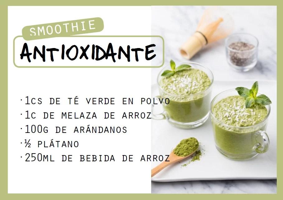 Smoothie antioxidant - Veritas