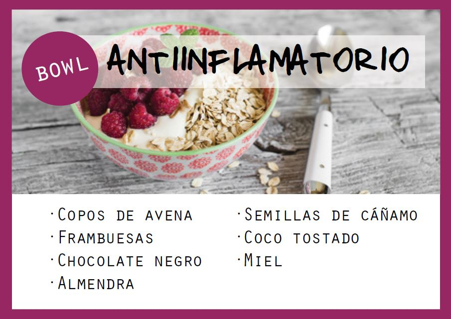 Bowl antiinflamatori - Veritas