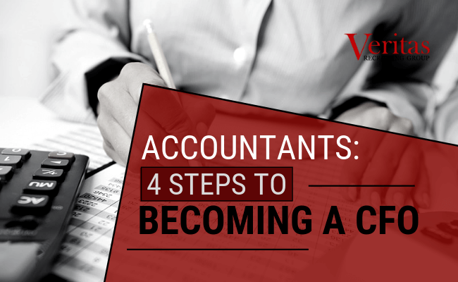 steps to becoming a cfo