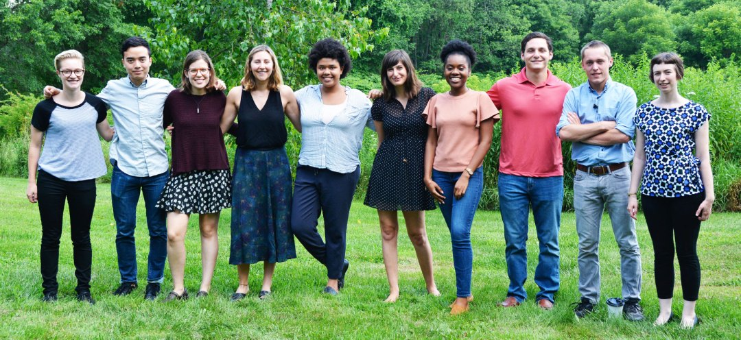 Verite Summer Interns 2017