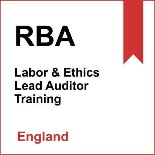 Training in England