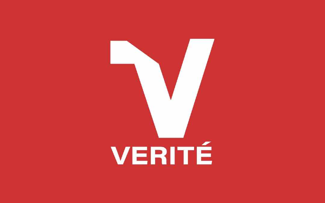 Coming in December…Verité's New Website!