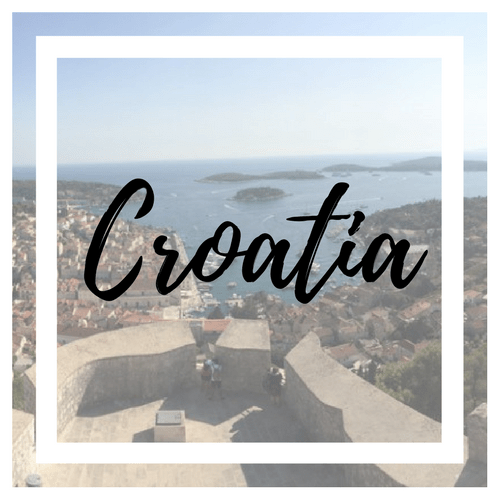 Croatia - Where I've Been - Veritru