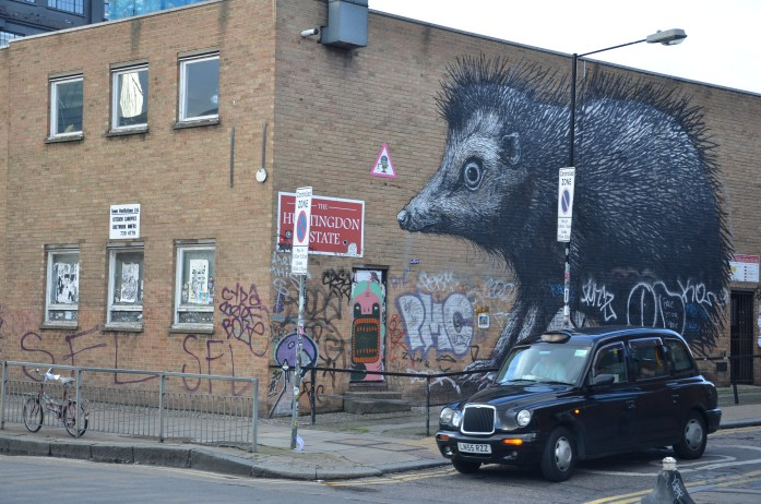 Shoreditch Street Art - Veritru - The Best Things To Do In London