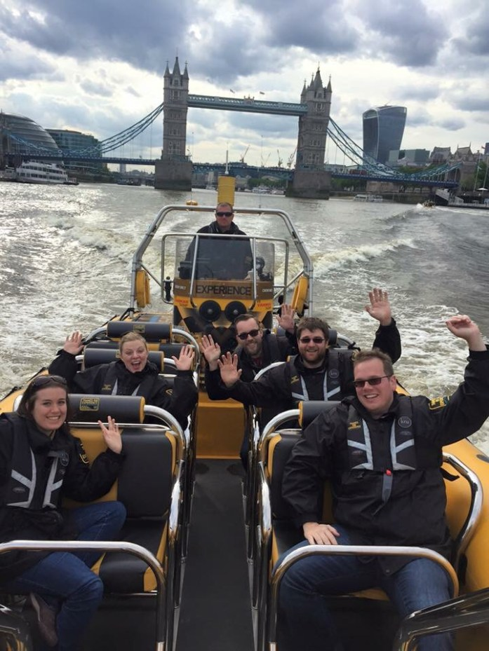 Thames Rib Boat - Veritru - The Best Things To Do In London