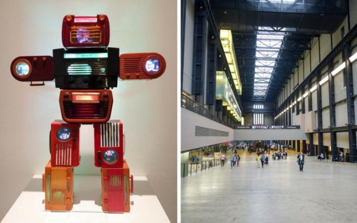 Tate Modern - Veritru - The Best Things To Do In London