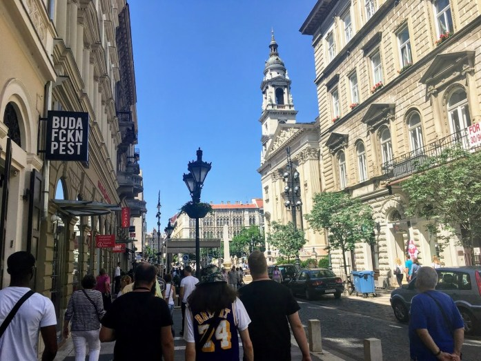 Walking Tour Budapest - The Best Joint Hen/Stag Do in Budapest - Veritru - St Stephen's Basilica