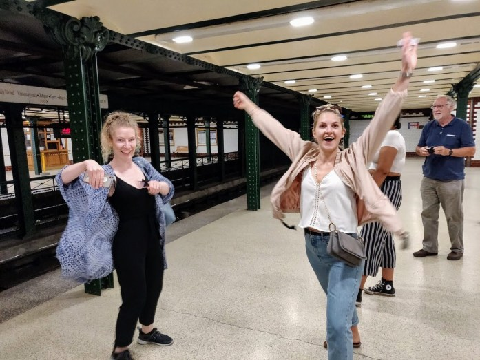 Metro Station - The Best Joint Hen/Stag Do in Budapest - Veritru