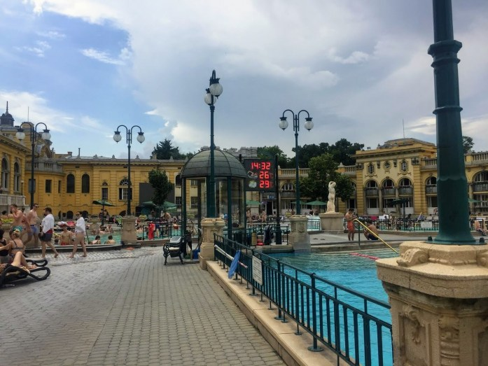 Széchenyi Thermal Baths - Budapest - The Best Joint Hen/Stag Do in Budapest - Veritru