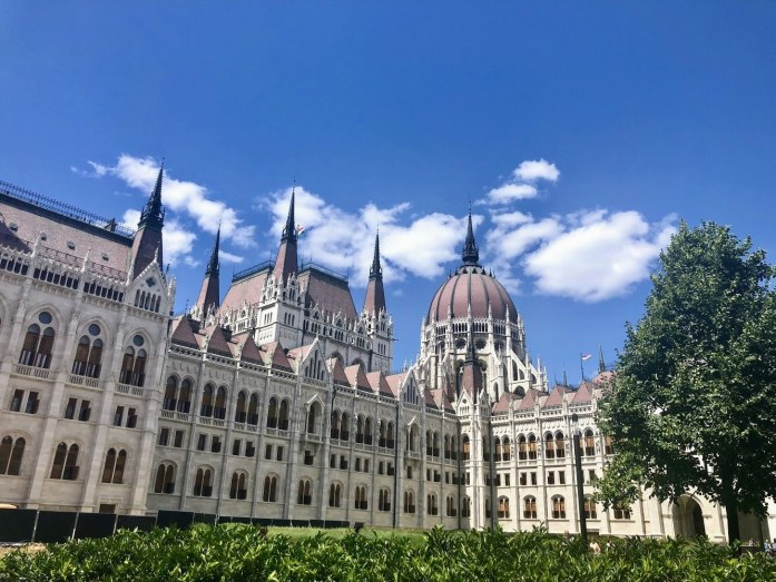 Parliament Building - The Best Joint Hen/Stag Do in Budapest - Veritru