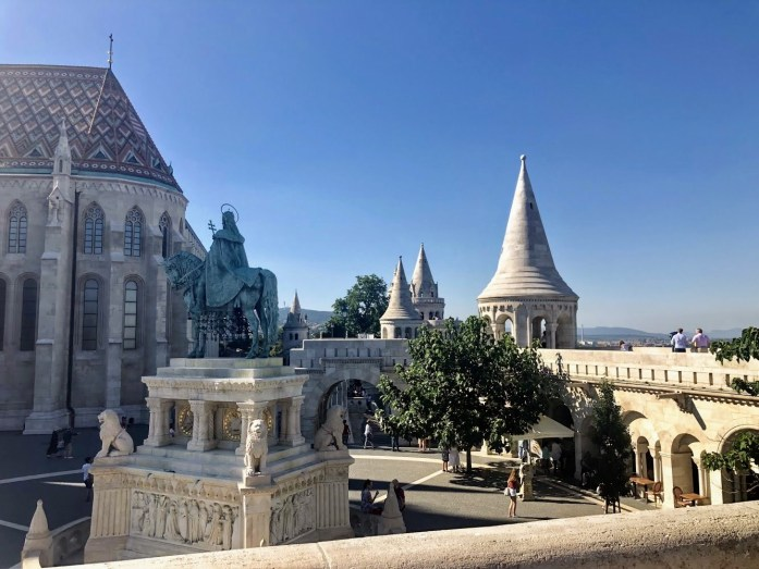 apest - The Best Joint Hen/Stag Do in Budapest - Veritru - Fisherman's Bastion