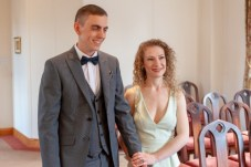 Verity & Jack Wedding Ceremony St Albans Registry