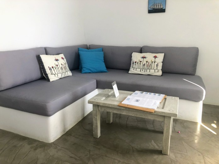 Liakada Oia Suites - Honeymoon Part 2 - Oia in Santorini Greece is beautiful with its pretty caldera view, sunsets, windmills and quaint pedestrian streets, we headed here for our Honeymoon Part 2! - Greek Island, Europe - Veritru