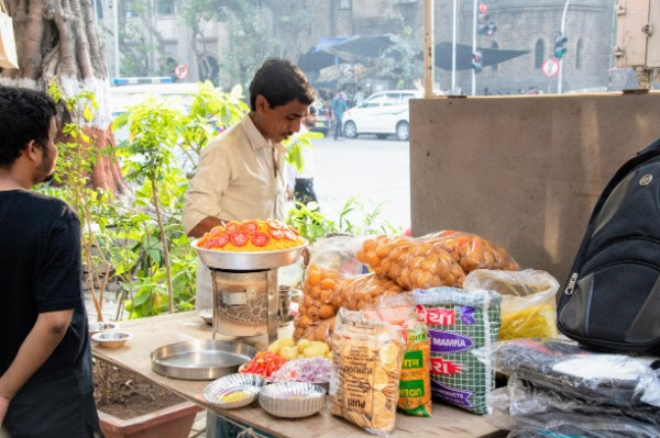 Street Food Stalls of Mumbai - Veritru - Mumbai, India