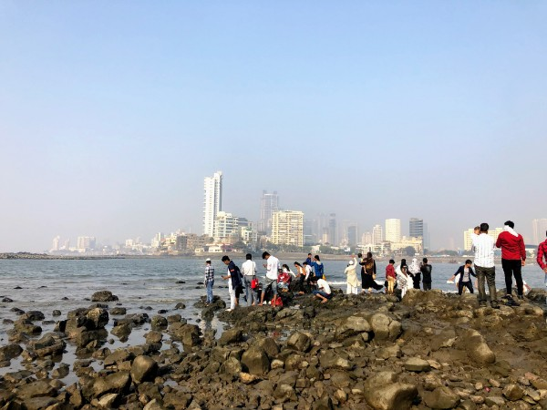 View from Haji Ali Dargah - Veritru - Mumbai, India