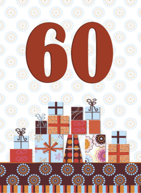 verjaardagswensen voor 60 jarige vrouw