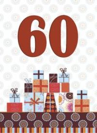 60 jaar verjaardagswensen