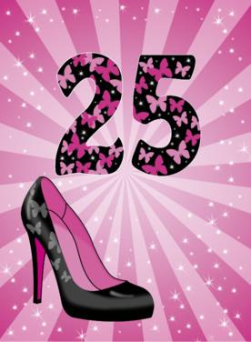 Verjaardagswensen 25 Jaar De Mooiste Persoonlijke Verjaardagswensen