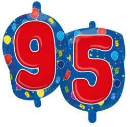 Verjaardagswensen 95 jaar