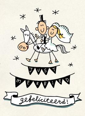 Verjaardagswensen huwelijk
