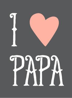 Verjaardagswensen papa