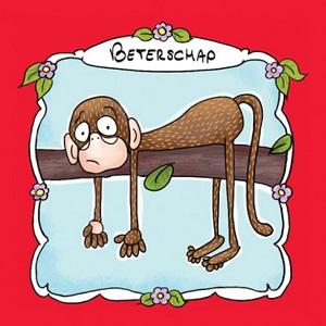 Beterschap aap
