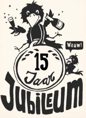 Wonderbaar Gefeliciteerd 15 jaar. 15 jaar verjaardagswensen, teksten en meer. PB-84
