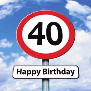 Gefeliciteerd 40