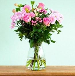 Van harte gefeliciteerd bloemen