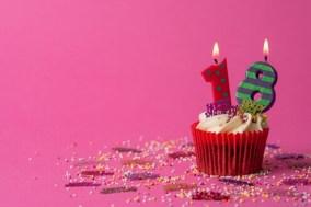 Verjaardag 18 jaar