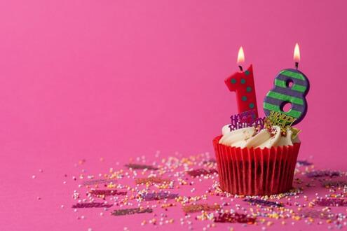 Verjaardagswensen 18 Jaar Gefeliciteerd 18 Jaar Teksten