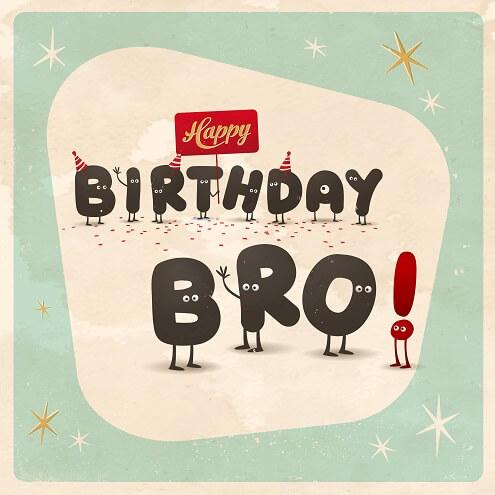 Broer Verjaardagswensen Mooie Verjaardagsteksten Voor Je Broer